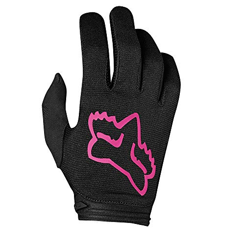 2019 Fox Racing Womens Dirtpaw Mata Gloves-Black/Pink-S