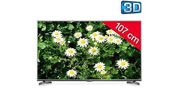 42LB6200 – Televisor LED 3d + Cable HDMI F3Y021BF2 M – 2 m: Amazon.es: Electrónica