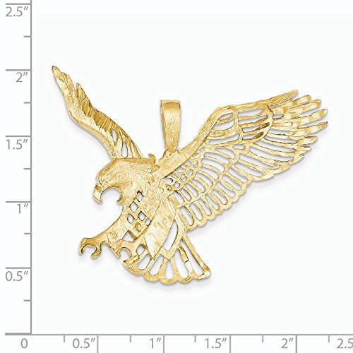 14 carats-JewelryWeb-Large Eagle