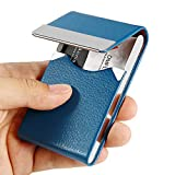DMFLY Professional Leather Business Card Holder