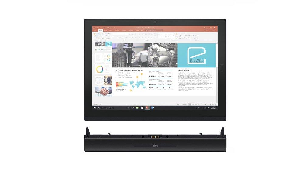 Lenovo ThinkPad X1 - Tablet (30,5 cm (12