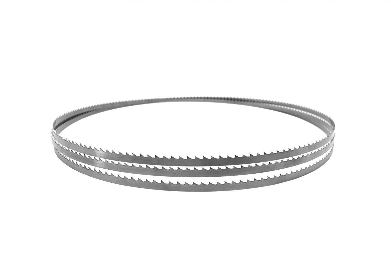 PAULIMOT Sä geband aus Uddeholm-Stahl fü r MJ12, 2240 x 6 x 0,4 mm, 6 Zpz Alber