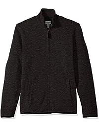 Men's Full Zip Sweater Fleece