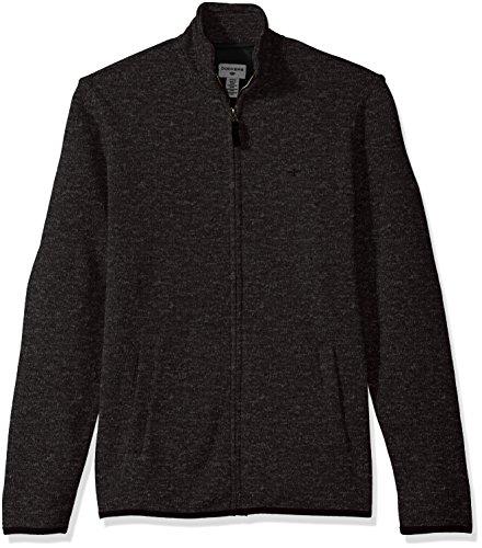 Dockers Men's Full Zip Sweater Fleece