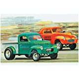 AMT 818 1940 Willy's Coupe/Pickup