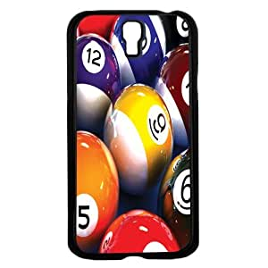 lintao diy Colorful Assortment of Pool Table Balls Hard Snap on Phone Case (Galaxy s4 IV)