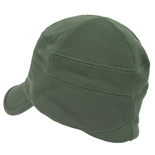 Hat Cap Green Slouchy Fit Soft Casual Solid Olive Color Work ililily Cotton Flex B8v7nqH