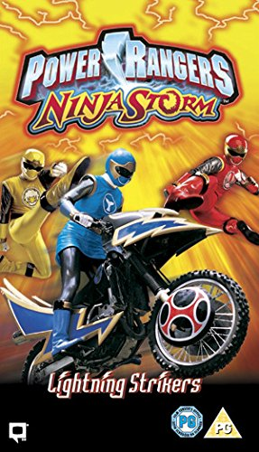 Power Rangers Ninja Storm 3 [Reino Unido] [VHS]: Amazon.es ...