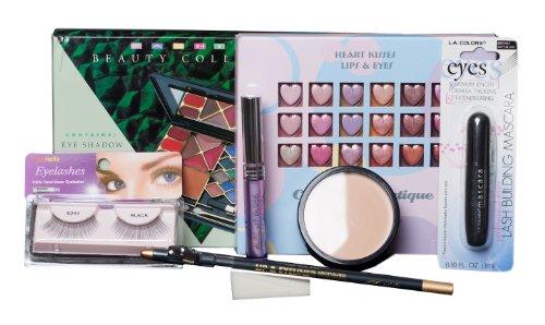 Crossdresser Makeup Kit. Ultimate Makeup Kit for Crossdressing Men Fair (Makeup Cover Beard)