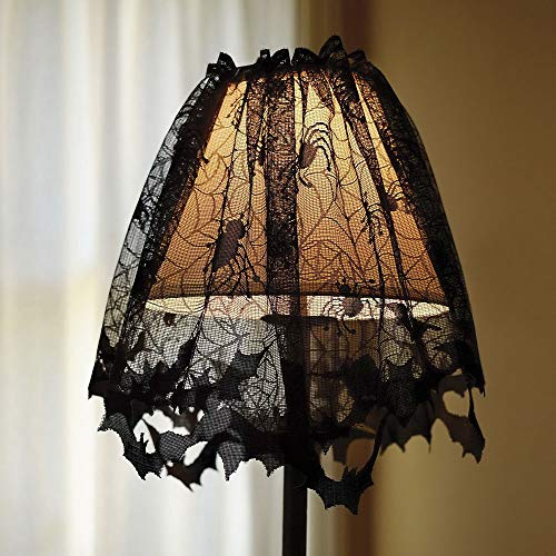 Alapaste 18x60 inch Halloween Lamp Shade Lampshades Cover
