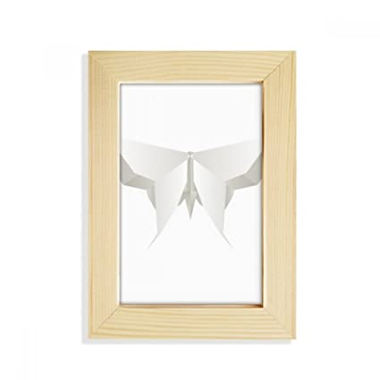 Amazon.com - DIYthinker White Origami Abstract Butterfly Pattern ...