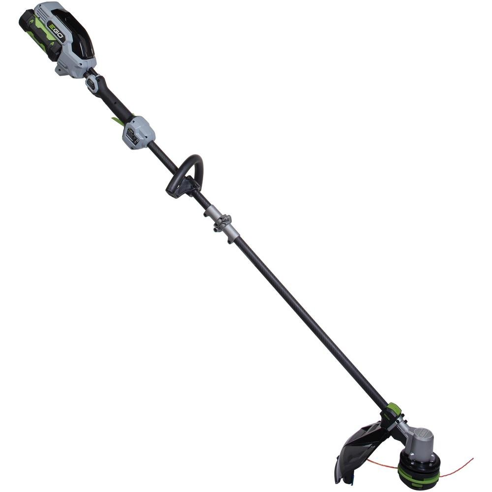 EGO ST1521S 15 String Trimmer with Carbon Fiber Split Shaft with 2.5 Ah Battery and Standard Charger