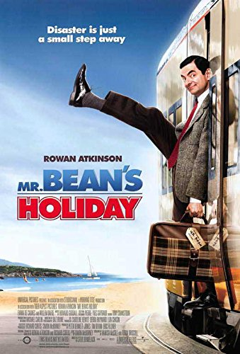 Mr. Bean's Holiday POSTER (11
