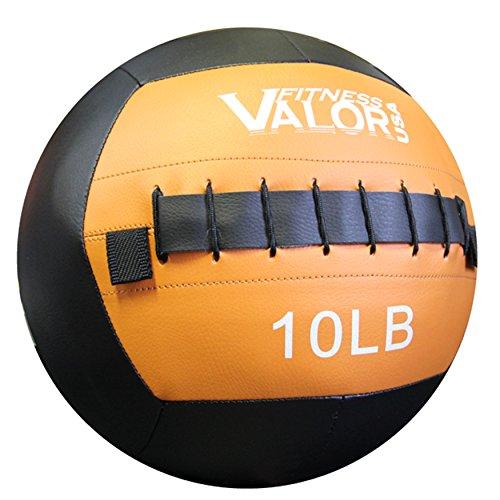Valor Fitness WB-10 Wall Ball, 10 Lb