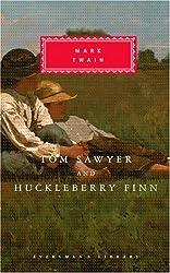 Tom Sawyer and Huckleberry Finn (Everyman's Library)