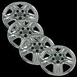 16 chrome hubcaps impala - Chrome 16