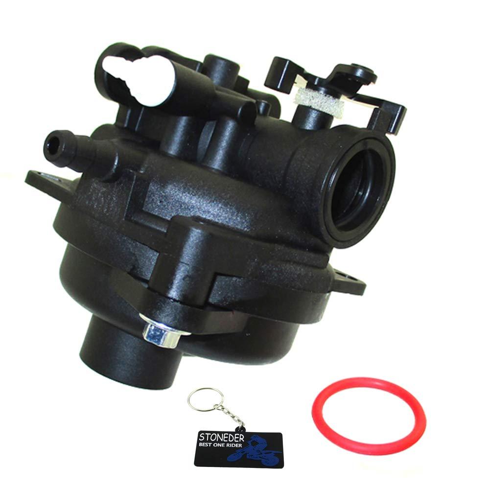 STONEDER Carburador con Juntas para Briggs & Stratton 590556 ...