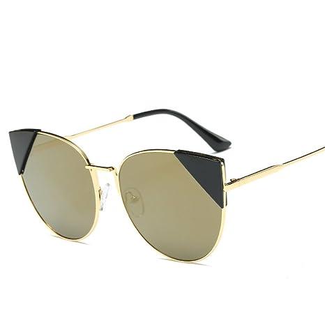 HONG Occhiali da sole big box personalizzato e versatile di occhiali da sole di metallo TeL8c4AZ,