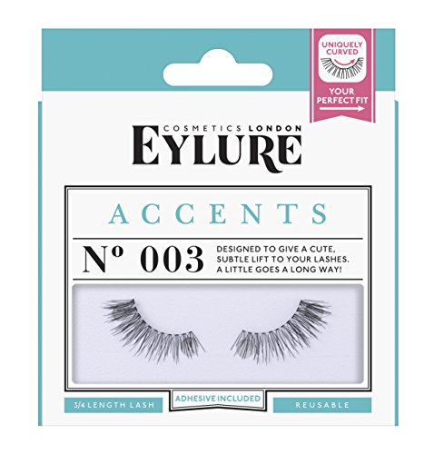 51E57hr86fL Eylure Accents Lash, 003