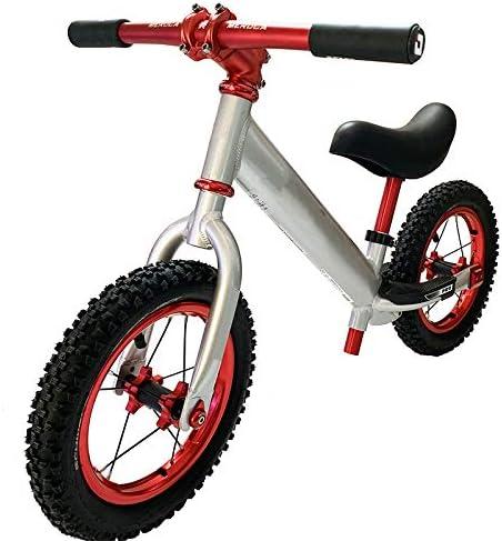 Ocamo Accessoires de v/élo pour Enfant Meroca Sliding Step Bike Accessoires en Alliage daluminium Tige de Selle de v/élo 20 mm x 300 mm Noir
