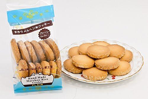 JAいなば 米粉クッキー(12枚入り) (プレーン)