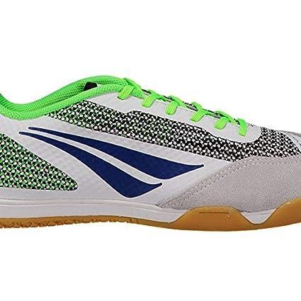 9c99be4bf562a Chuteira Penalty Max 500 VII Futsal Branca e Preta  Amazon.com.br  Esportes  e Aventura