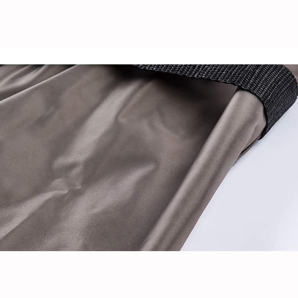 YSAGNZQ Fischen-Watv/ögel v/öllig und winddichtes Breathable leichtes Jungen-M/ädchen-Leichtgewichtler Breathable100/% wasserdichter PVC-Overall f/ür Fischen-Aufladungen