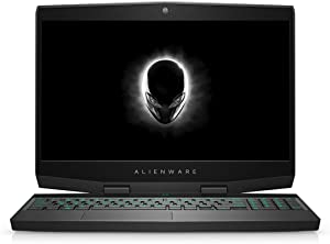"Alienware M15 Gaming Laptop: Core i7-8750H, NVIDIA GTX 1060, 8GB RAM, 1TB HDD, 15.6"" Full HD Display"