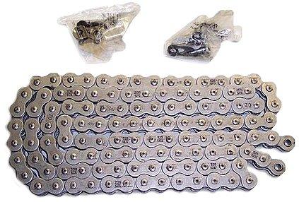 CZ Chains CZ530SDZ Silver SDZ 530 Pitch 120  Link X Ring Chain