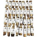 Nature Gnaws Roasted Beef Rib Bones - 100% Natural Dog Chews (60 Count)