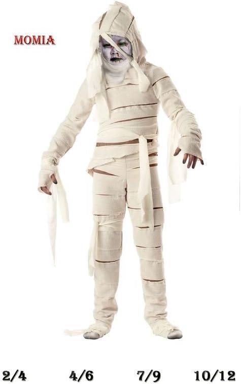 PARTYLAND Disfraz infantil momia: Amazon.es: Juguetes y juegos