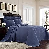 Williamsburg Twin Richmond Bedspread, Ivory