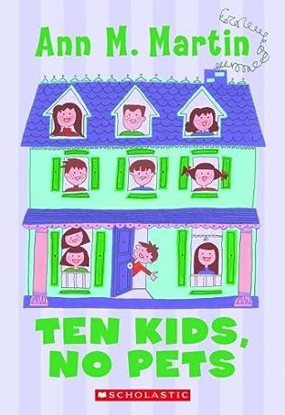 book cover of Ten Kids, No Pets