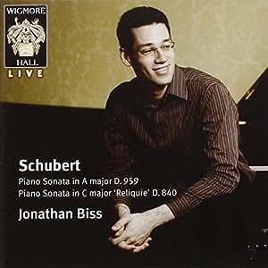 Schubert: Piano Sonatas Nos.15 & 20