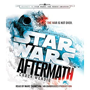Aftermath: Star Wars Audiobook