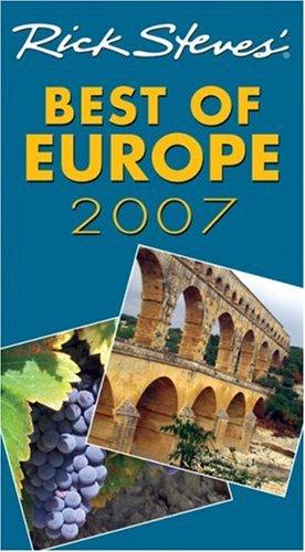 Download Rick Steves' Best of Europe 2007 ebook