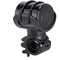 SCOSCHE BMBTCAN Boombars Bt- Portable Bluetooth Speaker with Bike/Stroller Mount- Black