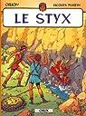 Orion, tome 2 : Le Styx par Martin