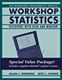 Workshop Statistics : Discovery with Data and Minitab, Rossman, Allan J. and Chance, Beth L., 038791580X
