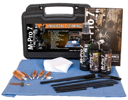 M-Pro 7 Tactical Universal Cleaning Kit from M-Pro 7