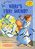 img - for What's That Sound? (Science Solves It) book / textbook / text book