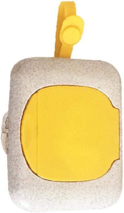 Wintesty Baby - Caja para toallitas húmedas, de Trigo con Cierre ...