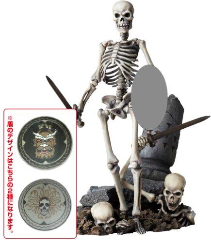 Jason and the Argonauts Revoltech SciFi Super Poseable Action Figure Skeleton Warrior