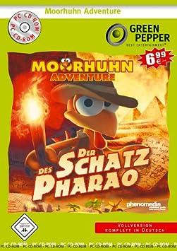 moorhuhn adventure der schatz des pharao