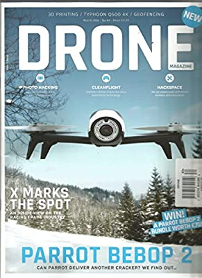 Drone Magazine # 4 (March 2016,Parrot Bebop 2)