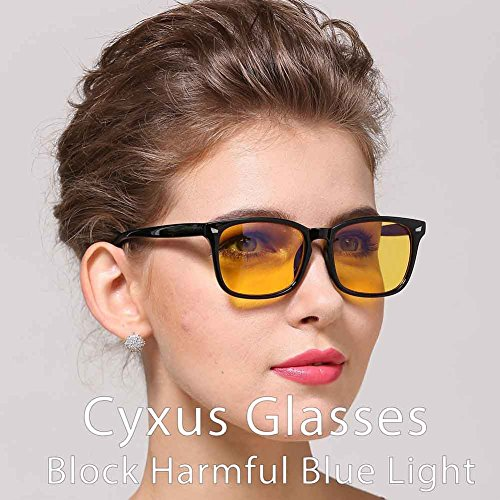 Cyxus Anti Blue Light Filter [Sleep Better] UV Block ...