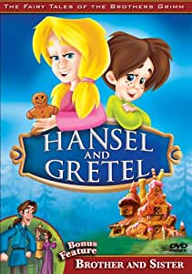 Amazon.com: The Fairy Tales of the Brothers Grimm (Hansel ...