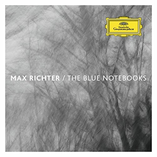 CD : Max Richter - Blue Notebooks (CD)