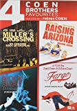 Coen Brothers (Blood Simple / Fargo / Miller's Crossing / Raising Arizona) (Bilingual)