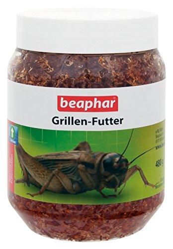 Beaphar barbacoas Forro, alimentos para barbacoas & Forro Insectos, humedad, nutrientes, vitaminas